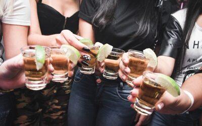 Aumento de consumo de álcool entre as mulheres